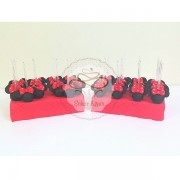 MİNNİE MOUSE CAKEPOPS
